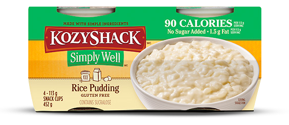 Simply Well<sup>MC</sup> Rice Pudding