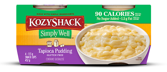 Simply Well<sup>MC</sup> Tapioca Pudding
