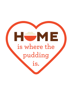 Home-Top-Pudding